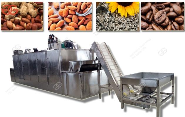Sunflower Seeds Roasting Machine|Sunflower Seed Baking Machine For Sale