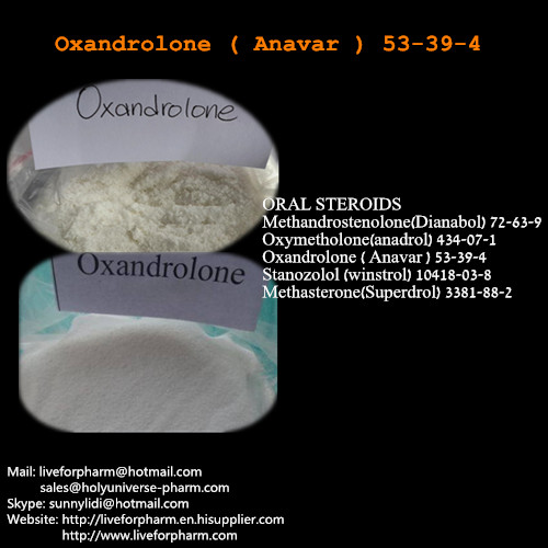 Anabolic Oxandrolone Anavar Steroid Hormones Healthy Medicine Oral Anabolic