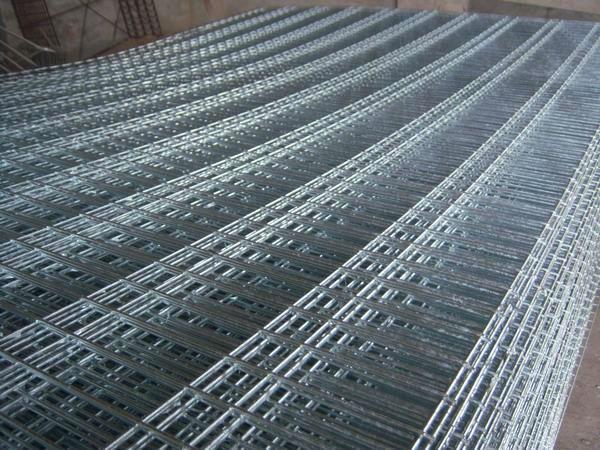 Galvanized Reinforcing Welded Steel Bar Panel