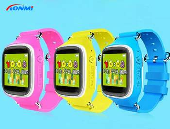 GPS Position Watch for Children