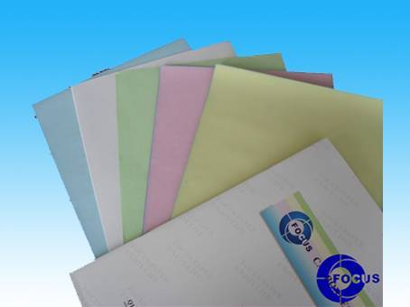 High quality Carbonless Paper in reel/sheet