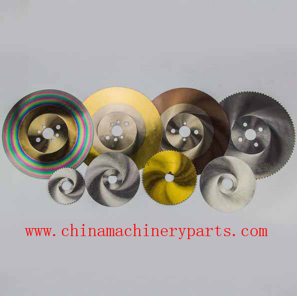 HSS saw blades for metal and wood cutting
