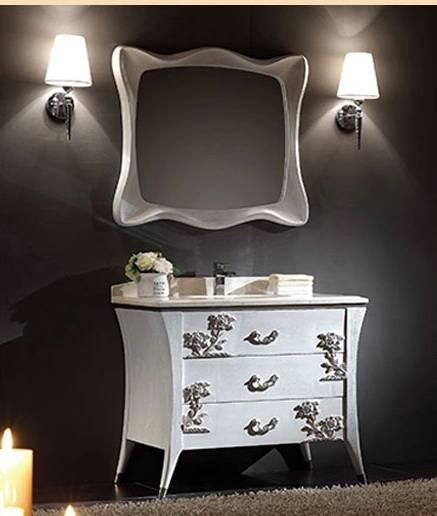 S-1513 Floor Standing OaK Wood Bathroom Vanity