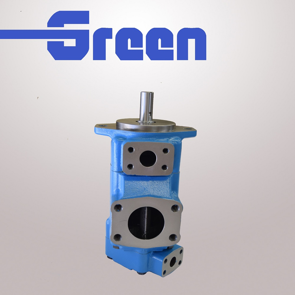 machinery parts vickers VQ hydraulic double pump for plastic injection machine