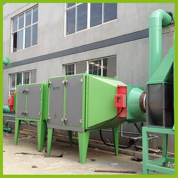 Electrostatic Oil Mist Purifier for Textile Industry Air Pollution Control