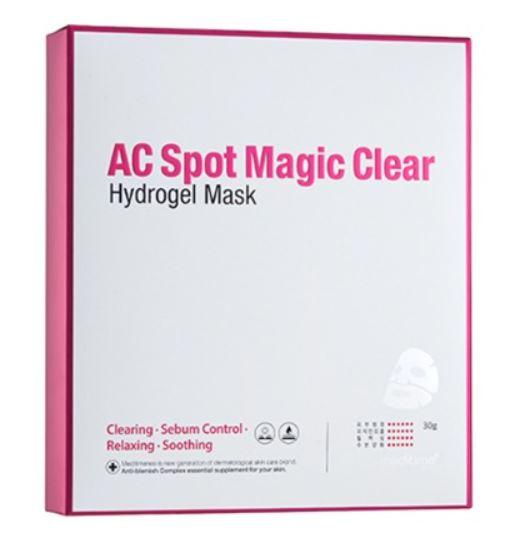 meditime AC Spot Magic Clear Hydrogel mask