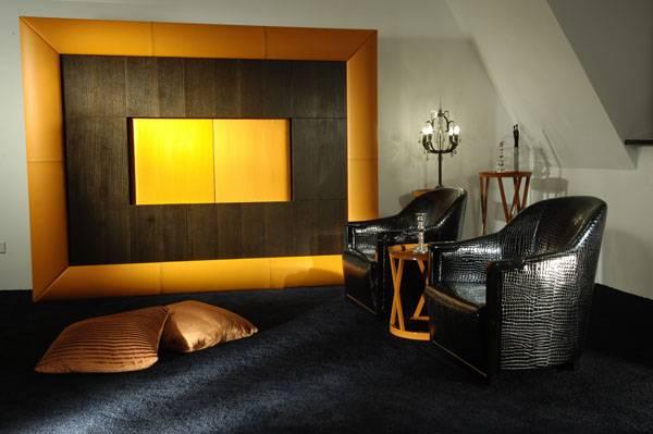 High-end designer furniture: living room TV cabinet - Shanghai JL&C Furniture Co., Ltd