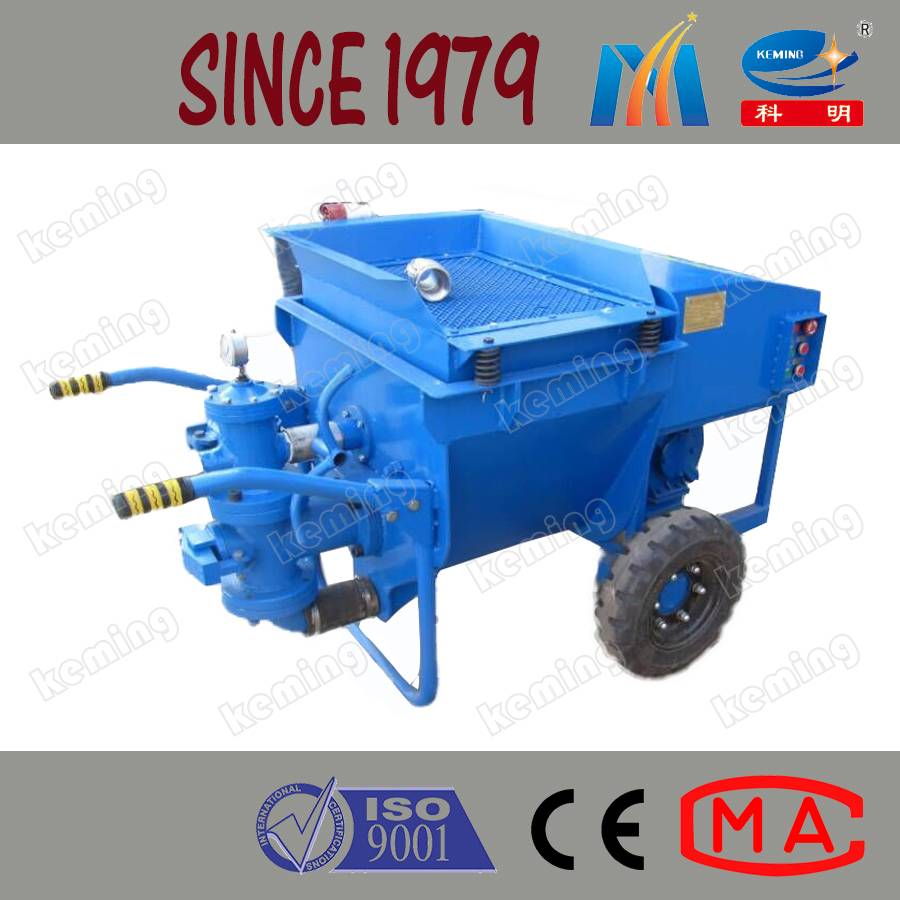 KSB Double Cylinder Cement Mortar Pump