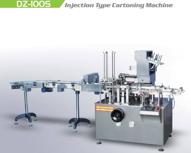 High Quality Injection Type Cartoning Machine