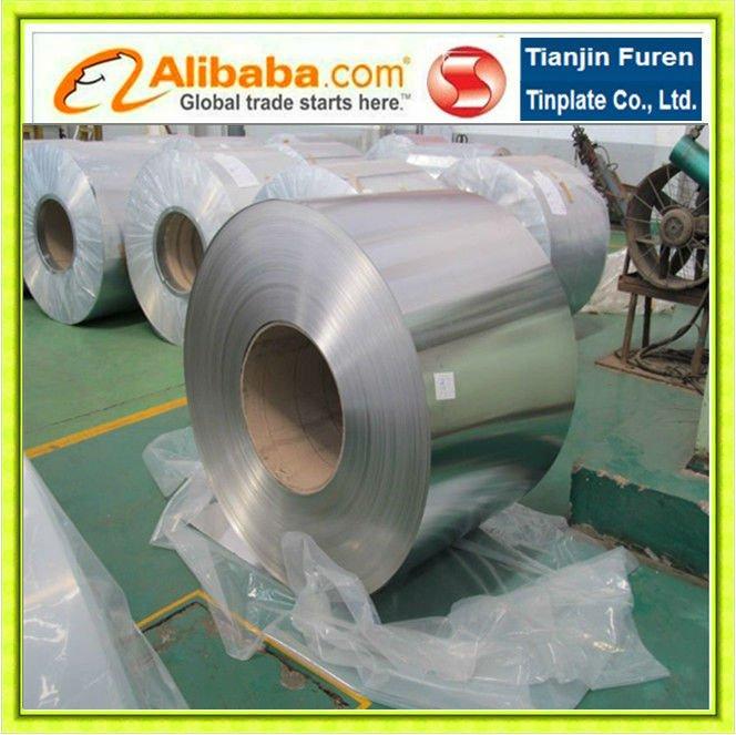 JIS Standard 0.17mm thickness tinplate