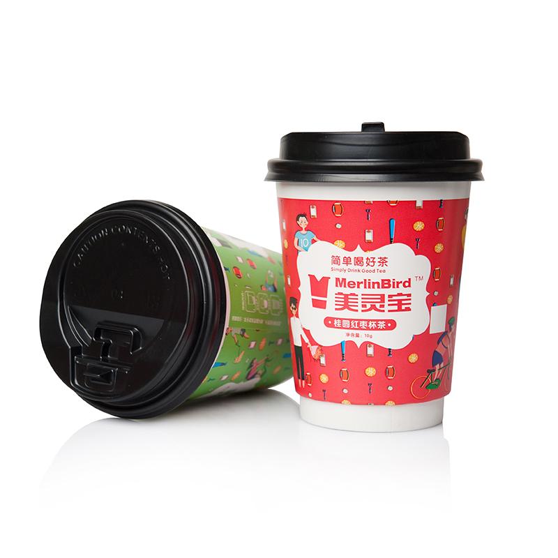 Merlin Bird Exclusive Patented Cup Tea