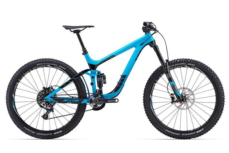Giant Reign Advanced 27.5 0 2016
