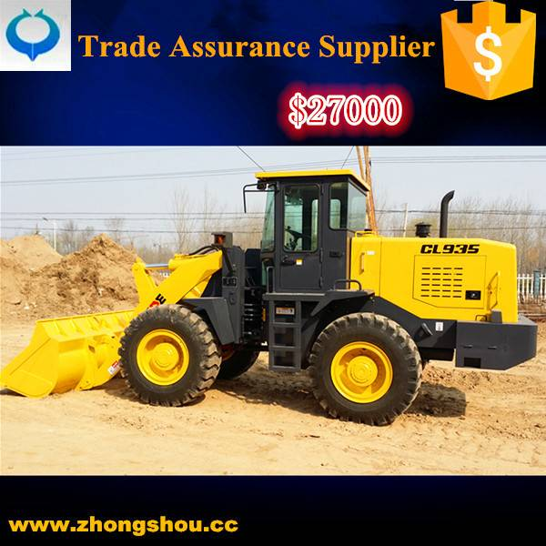 New 2015 3ton Moving Loader Wheel Loader, china mini loaders