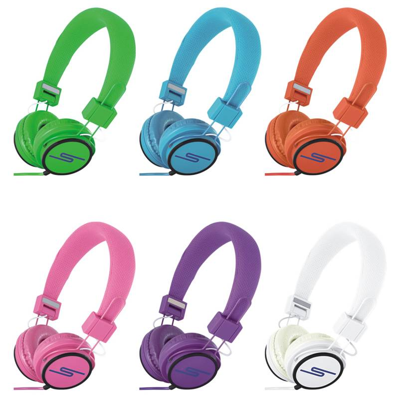 Best sound heavy bass stereo wired headphone from China factory