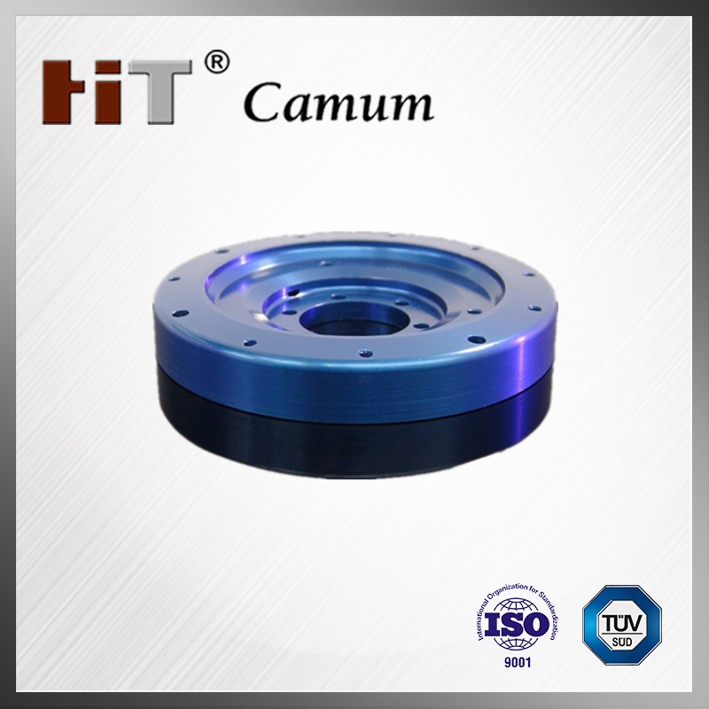 Custom 6061 Aluminum CNC Milled Turned Aluminum Machining Parts