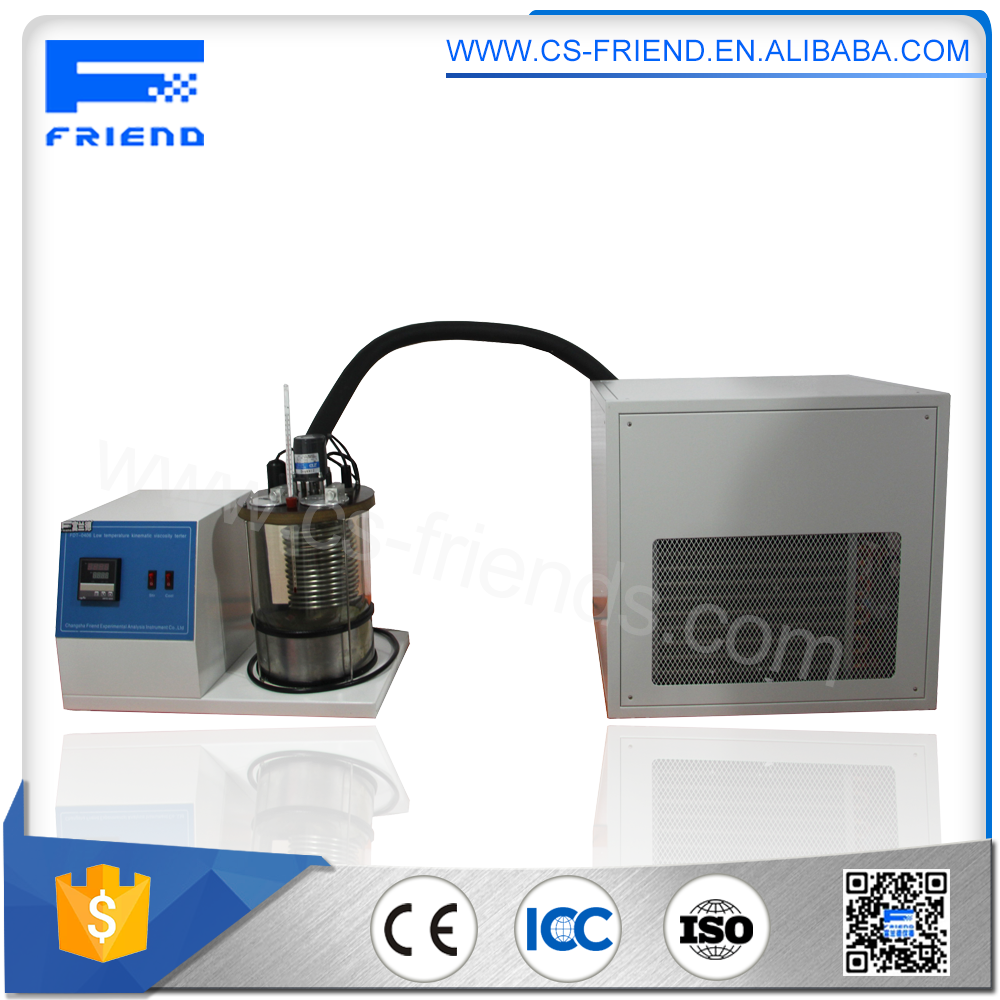 FDT-0406 Low temperature kinematic viscosity tester