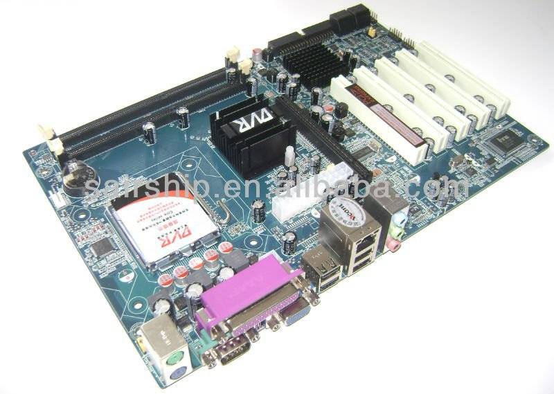 Intel G41 motherboard for monitoring LGA 775