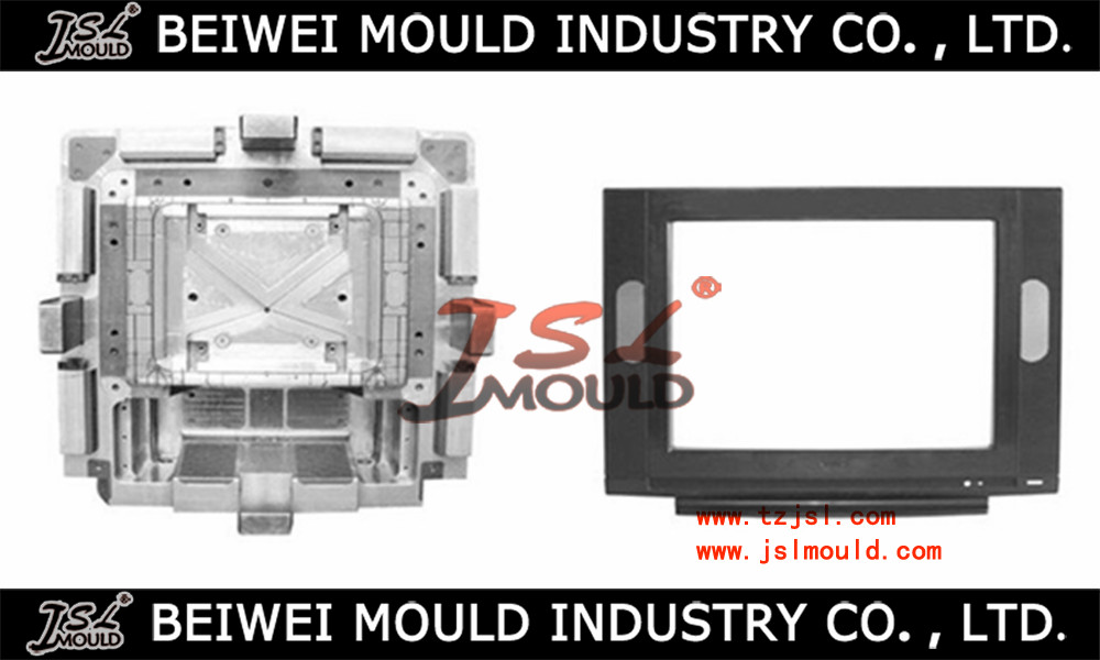 quality TV cover injection mould China factory