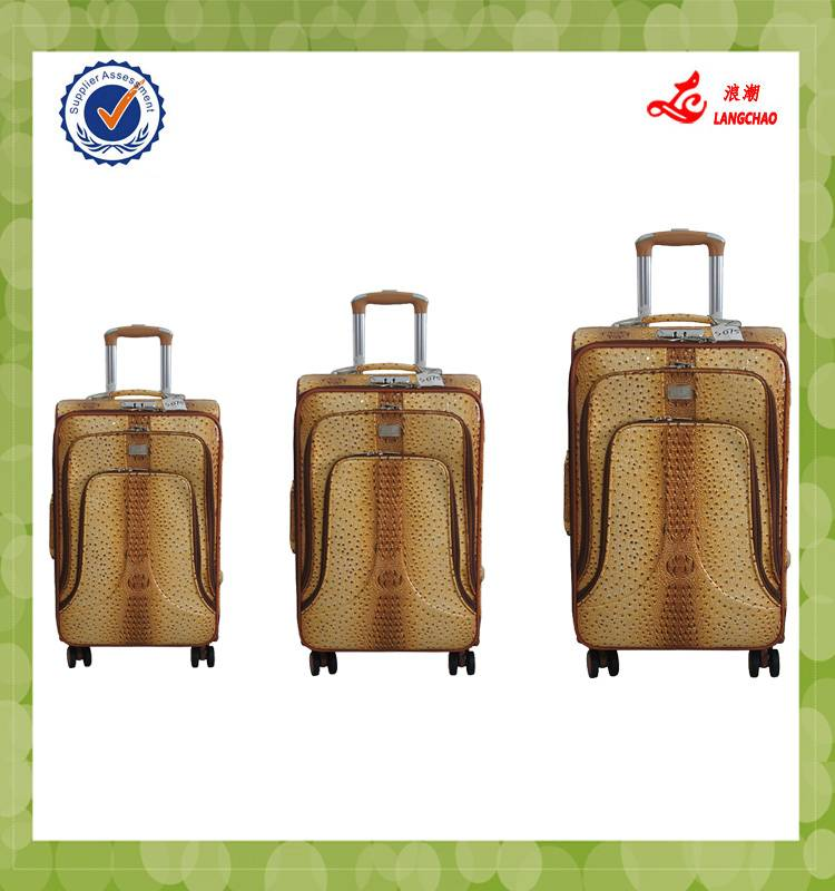 "Newest Selling Luggage, 19""23""26"" Spinner business luggage set"