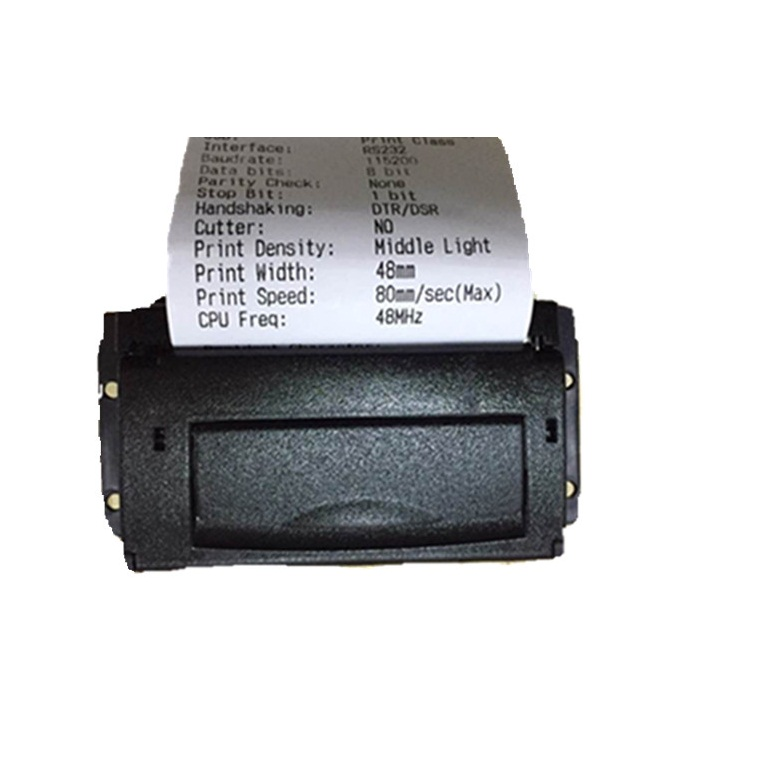 Embedded thermal receipt printer 58mm mirco panel printer for embedded system