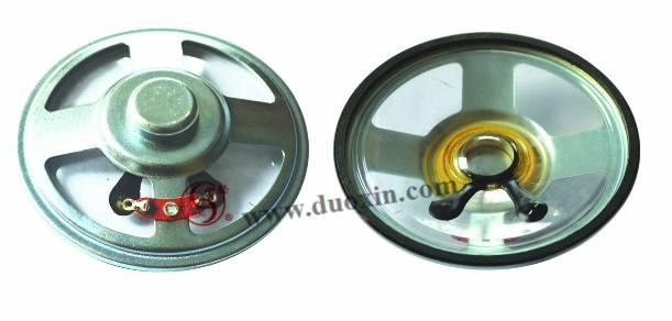 4ohm 3W alto-falante impermeável 77mm DXYD77N-18F-4A