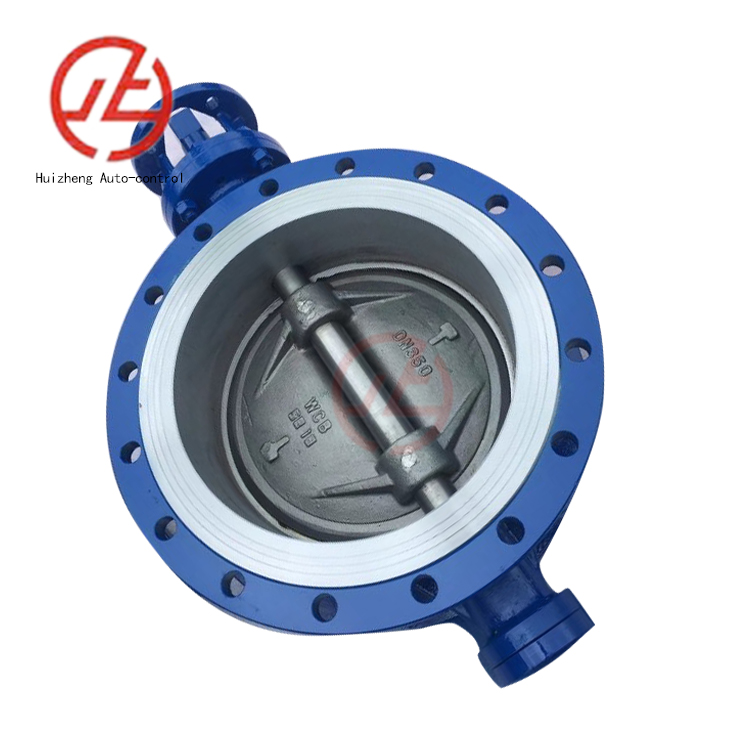 Resilient-Seated Butterfly Valve