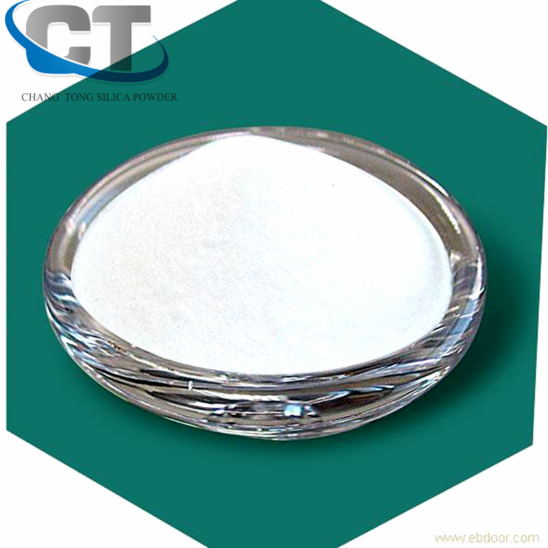 Electronic grade spherical silicon powder