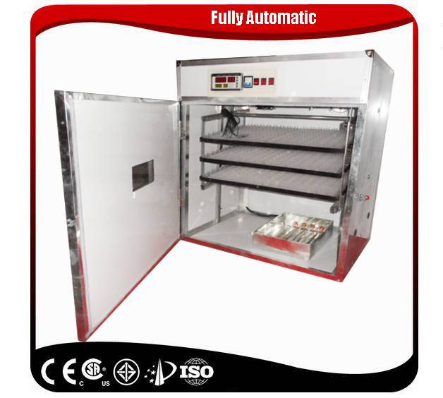 The Incubator Full Automatic Industrial Small Egg Incubator for Sale