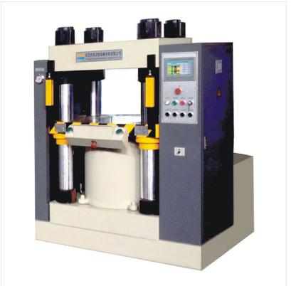 High quality servo 4 column hydraulic press