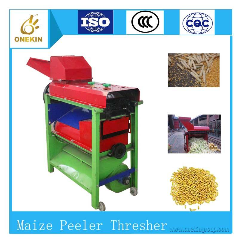 5TYB-700Maize Peeler+Thresher