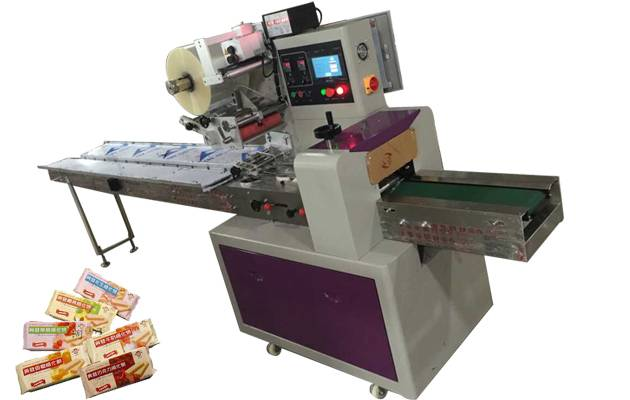 Wafer Biscuit Packaging Machine