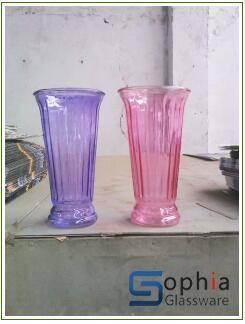 machine made vases