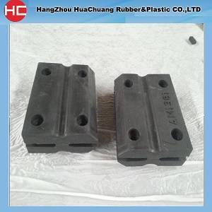 Supply custom rubber bumper for trucks