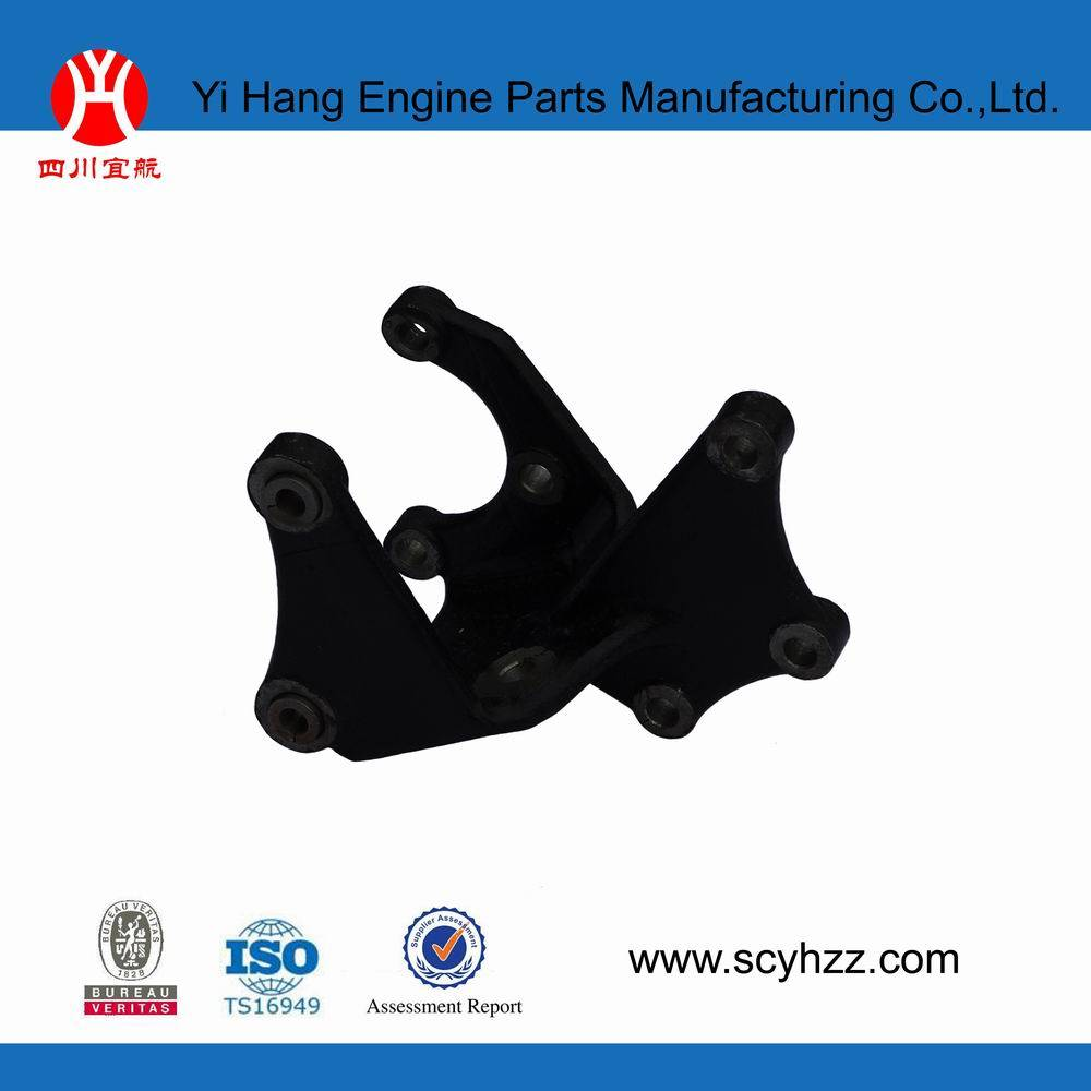 engine  parts   steering pump support