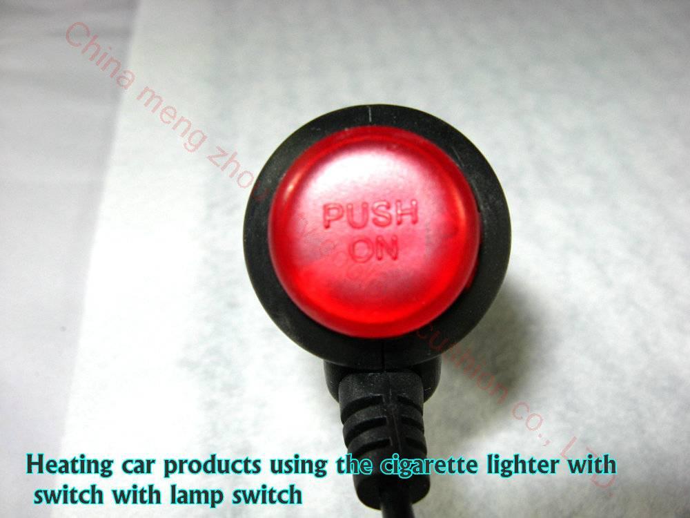 Infrared heating system, infrared heating system, car