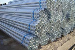 Hot dip galvanized steel pipe @oil pipe