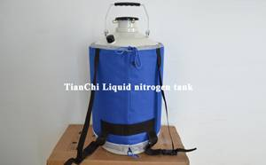 TIANCHI 10L cryogenic container