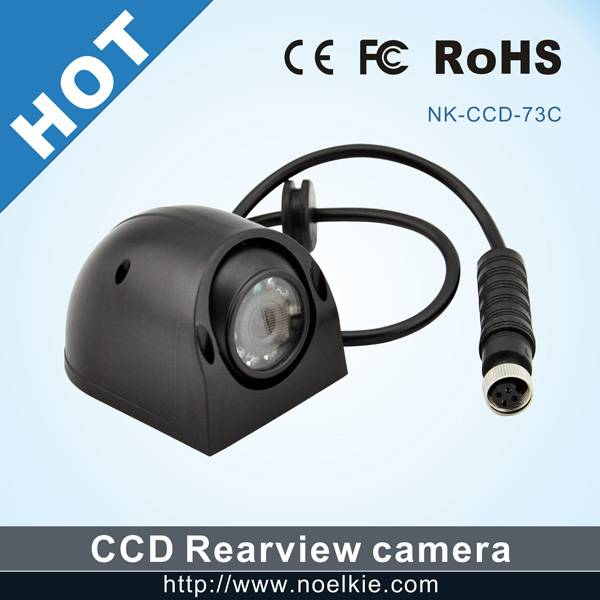 Waterproof Night Vision Vehicle side Camera