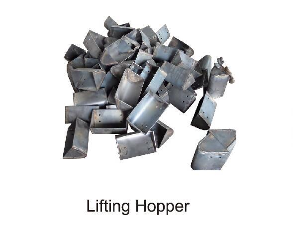lifting hoper of mixing plant