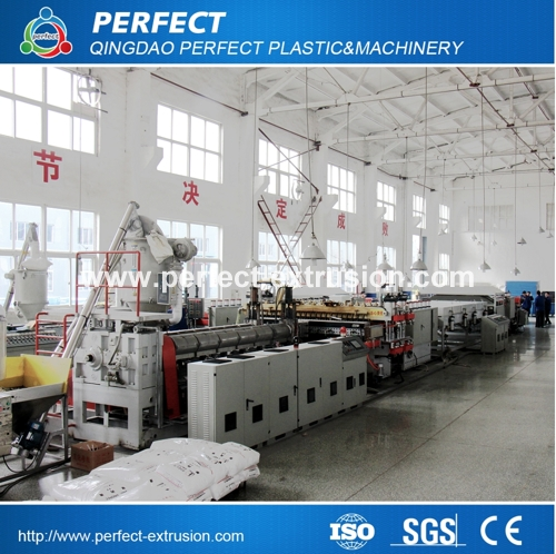 Polypropylene hollow sheet making machine,PP Hollow Grid Board/Plate Production Line