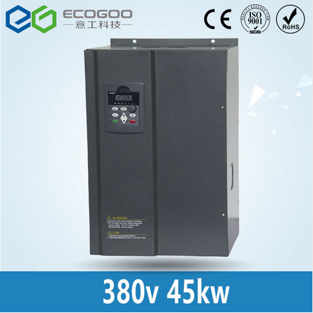HOT 3 phase 380V 45KW vector frequency inverter/ac motor drive