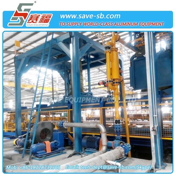 SAVE High Precision Aluminum Extrusion Intensive Cooling Systems