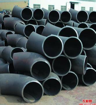 thick-walled seamless elbow pipe fittings made in China