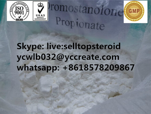 Muscle Growth Steroid Drostanolone Prop Dromostanolone Propionate/ Masteron/ 521-12-0