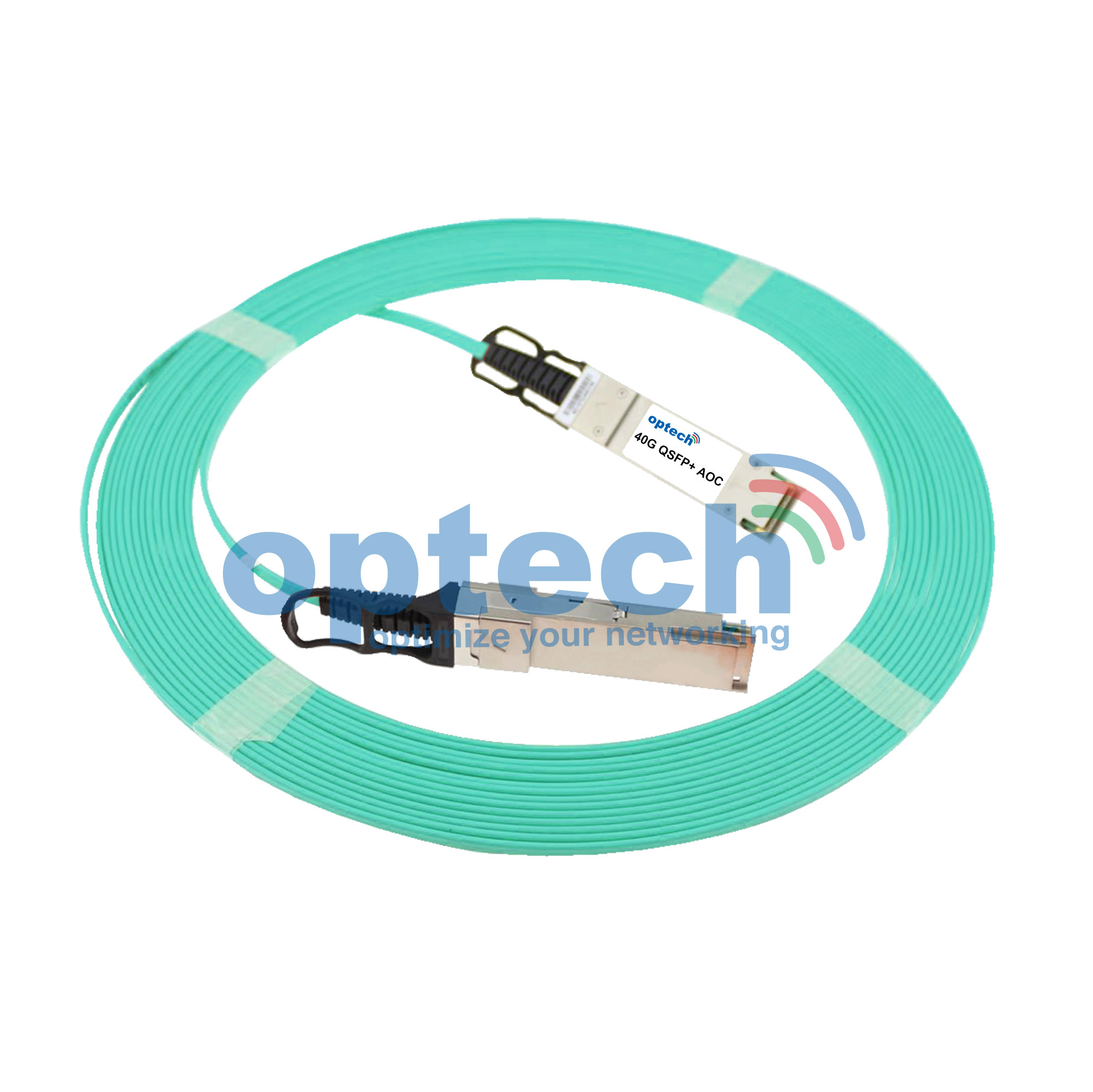 40Gbps QSFP+ Active Optical Cable AOC