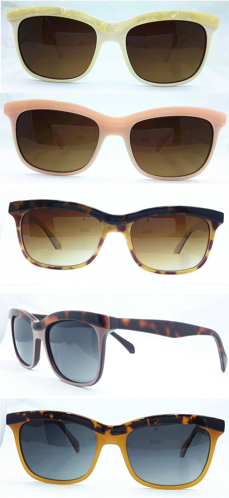acetate sunglass