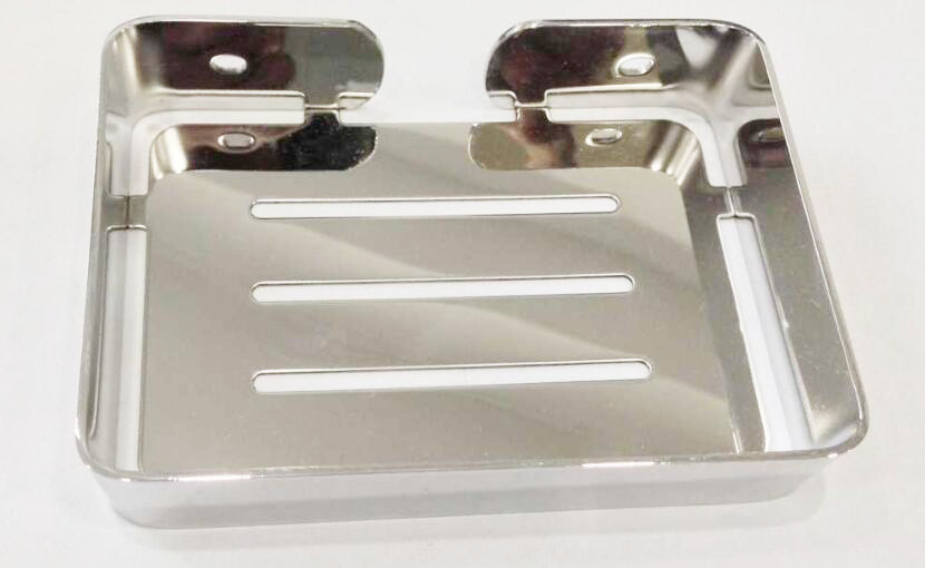 cheap stainless steel soap dish for bathroom