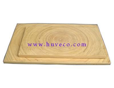 Bamboo Tray Set