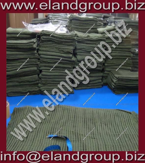 Sniper Camouflage Face Veil Scarf Netting