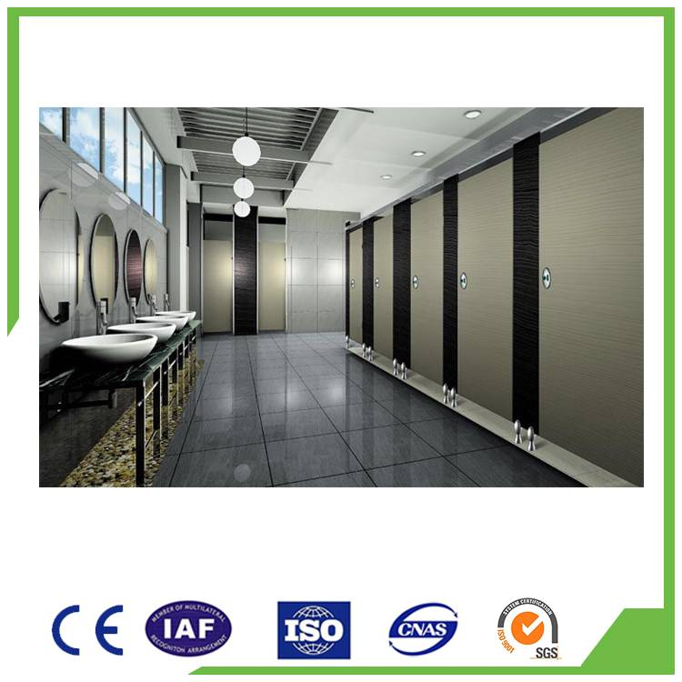 Phenolic board price Laminator for toilet partition